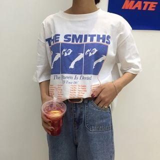 Vintage Casual Graphic T-shirt