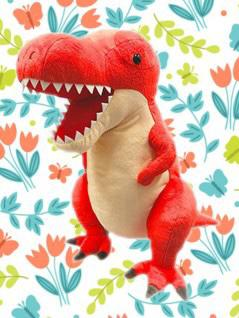 Toreba - Dinosaur soft toy