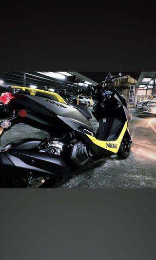 Yamaha Force155 2018年車庫車