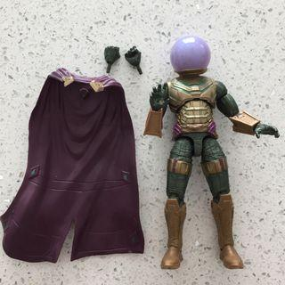"6"" MCU Mysterio Marvel Legends ( Spider-Man Far From Home )"
