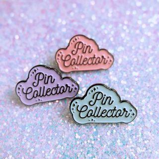 Pin Collector Enamel Pin