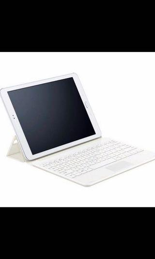 🚚 <PROMOTION> BN SAMSUNG TAB S2 KEYBOARD CASE BOOK COVER