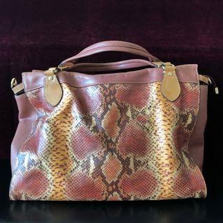 🚚 Authentic Bonia Leather Bag