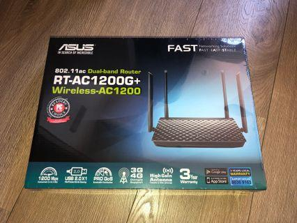 Asus Dual Band Wireless Router RT-AC1200G+