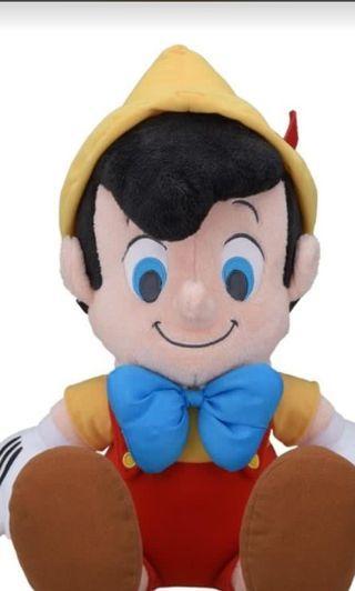 小木偶木偶仔日本sega公仔景品洋娃娃全新連袋