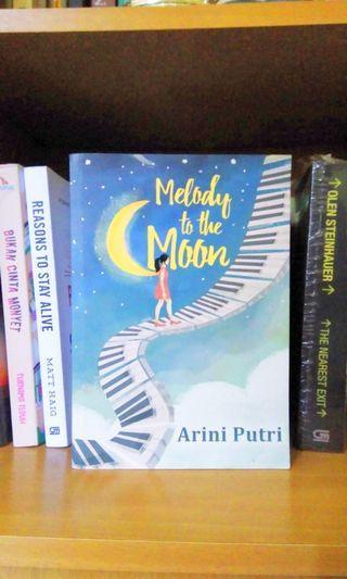 Novel Bekas Melody to The Moon Arini Putri #mauthr