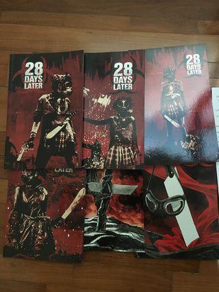 Full Set 28 Days Later TPB vol 1-6
