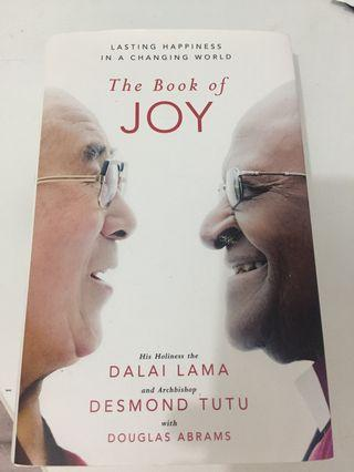 The Book of Joy- Dalai Lama