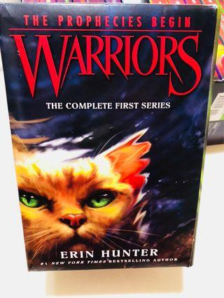 🚚 Warriors- The complete first series