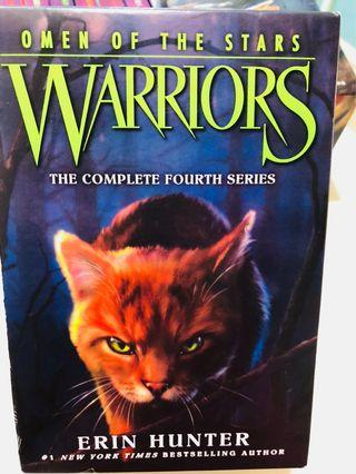 🚚 Warriors- the complete fourth series