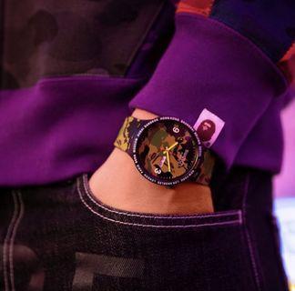 🚚 🚨CONFIRMED ORDER🚨Bape Swatch Big Bold Tokyo
