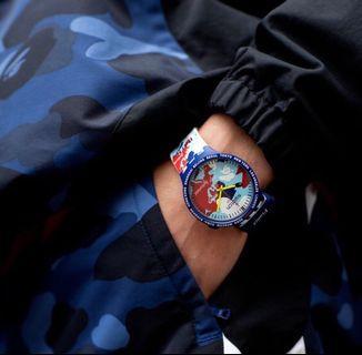 🚨CONFIRMED ORDER🚨Bape Swatch Big Bold Paris