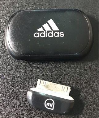 Adidas Mi Coach HR & iPhone Connector