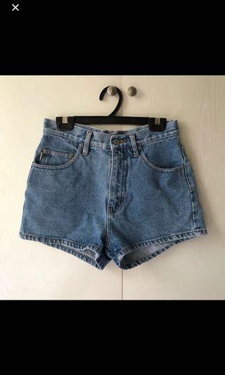 Esprit HW Denim Shorts
