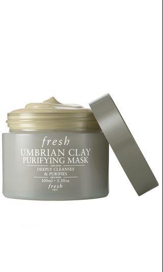 🚚 Fresh umbrian clay mask