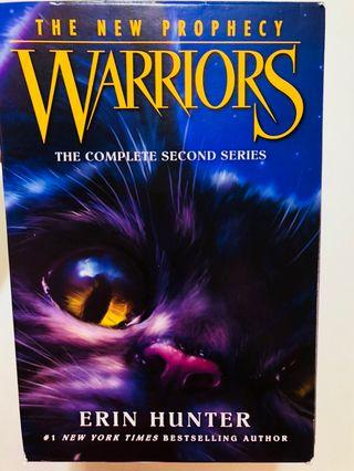 🚚 Warriors- the complete second series