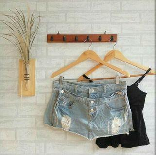 Skort jeans #mauthr