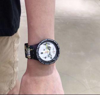 🚨CONFIRMED ORDER🚨Bape Swatch Big Bold World