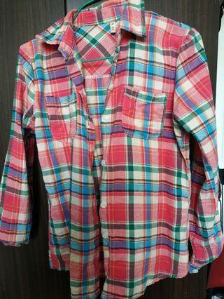 🚚 Checkered Shirt