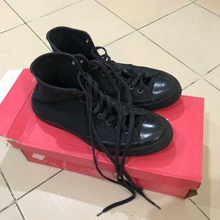 Converse ct70 all black not vans nike adidas