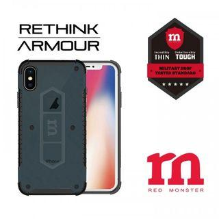🚚 [INSTOCK] RETHINK ARMOUR Carbon Case for iPhone X/XS
