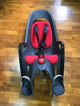 Hamax Caress bicycle child seat