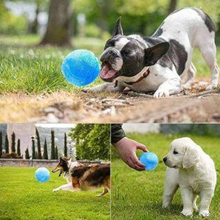 🚚 Automatic Rolling Fur Ball Toy for your Pets