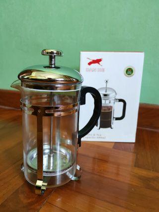 🚚 Tea and coffee strainer / maker 600 ml