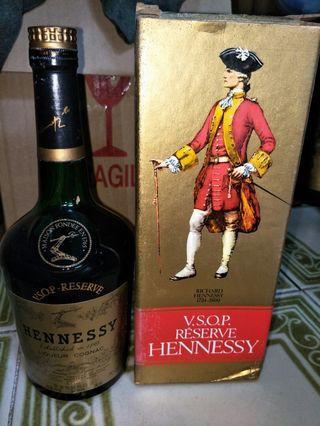 🚚 VSOP Reserve Hennessy