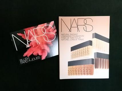 NARS samples
