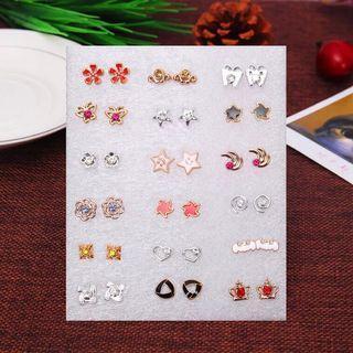🚚 18 Pairs Earrings Set #1