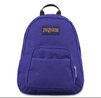 #mauthr Original Mini Jansport Violet Backpack