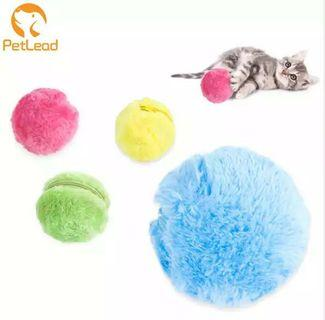 🚚 Automatic Fur Ball Toys for your Cats