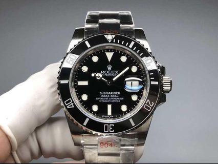 N Factory V9 Rolex Submariner 116610 Cal.3135 904L(Latest Ver.)