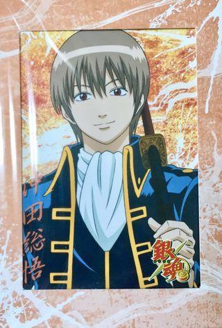 WTS Official Gintama Okita Sougo Greeting Card