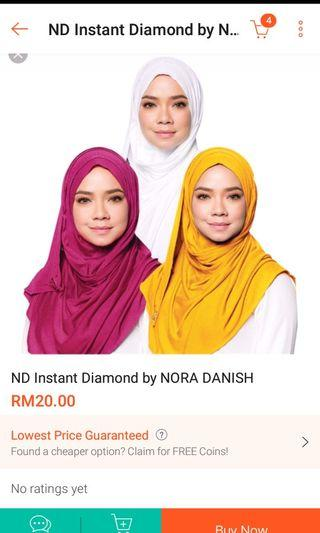 Instant Shawl by ND