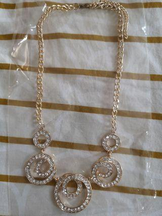 Costume necklace for Raya