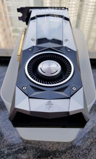 Inno3D Nvidia 1080 GTX graphics video card