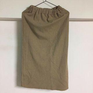🚚 薄針織包臀裙