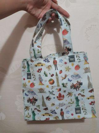英牌 Crabtree handbag waterproof $45 包郵