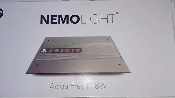 NEMOLIGHT 18W Led Clip Aqua Marine