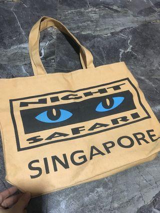 Tote bag singapore tas jalan murah #mauthr