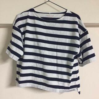 🚚 日本購入 條紋T恤