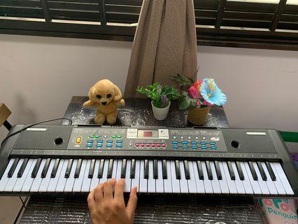 Electronic Keyboard 🎹