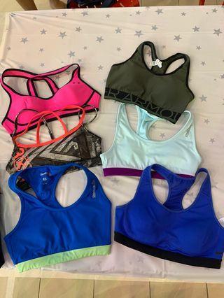 🚚 Sports bras