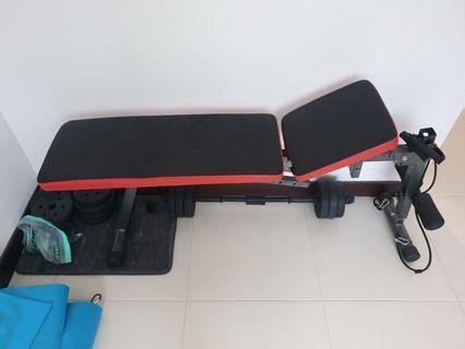 🚚 Gym Bench