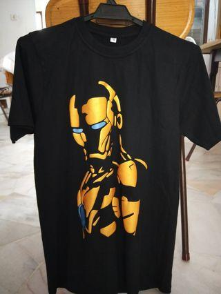 🚚 Iron Man Tshirt