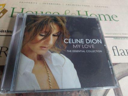 CELINE DION - MY LOVE The Essential Collection