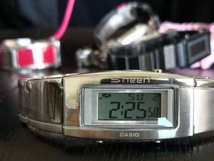Casio sheen2