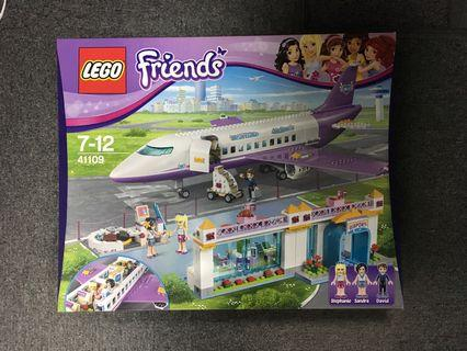 Lego Friends 41109 Heartlake Airport + 13pcs Friends